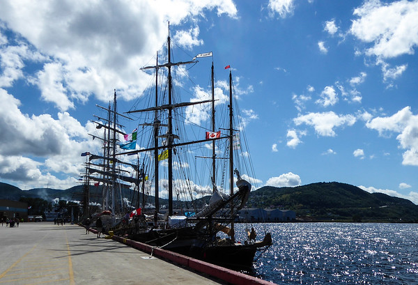 Tall Ships, Corner Brook, July 29, 2017