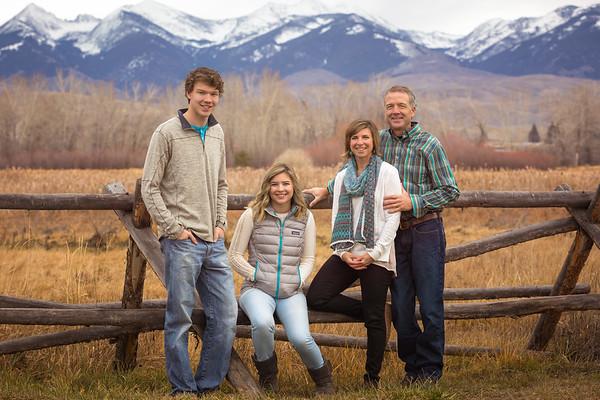 Salmon Idaho Family Photography