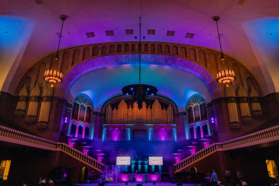 Chicago IL // The Moody Church // Sunday Night Service 9.15.2019