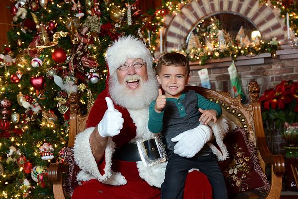 Stranahan House - Cookies with Santa
