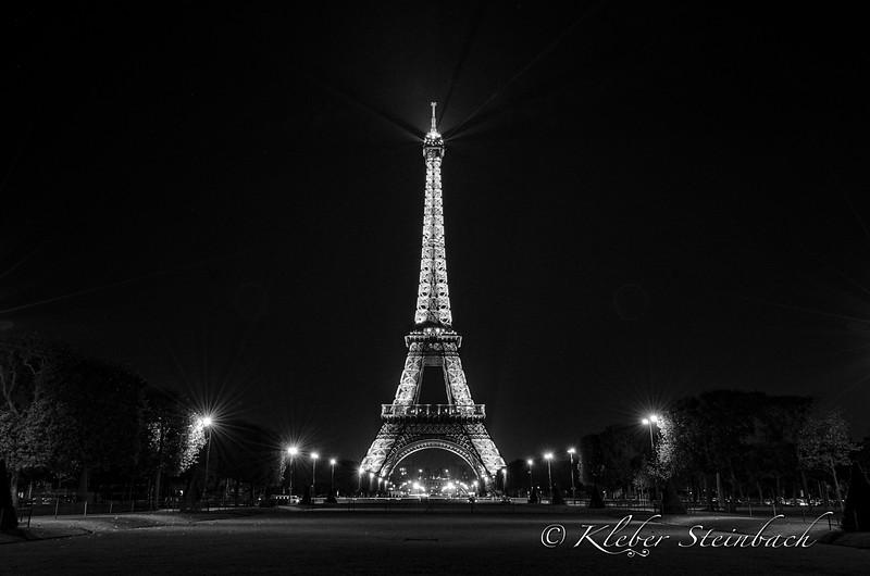 Torre Eiffel n.03 - B&W