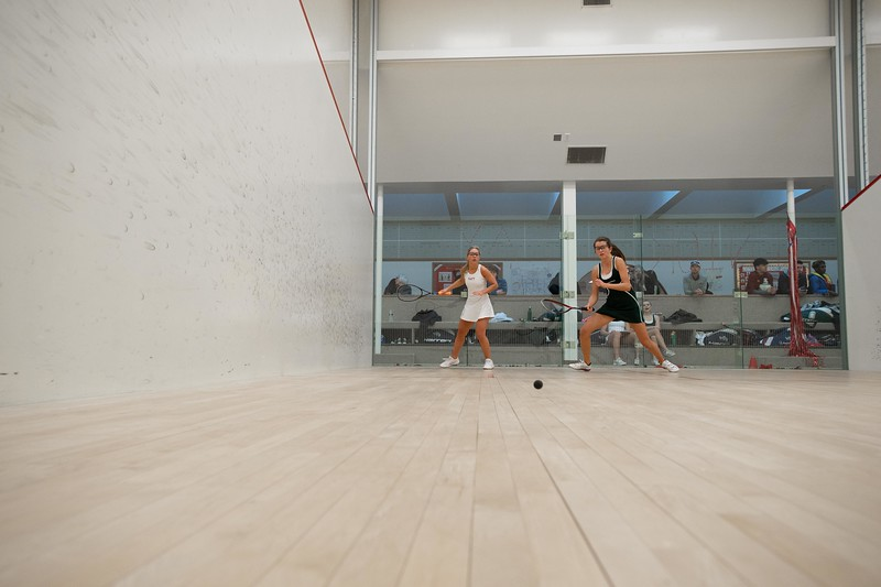 Girls' Varsity Squash v Deerfield