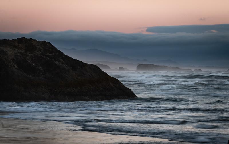 Bandon Beach South sunset 1 070618.jpg