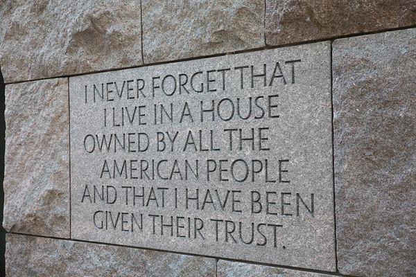 FDR Memorial May 2019