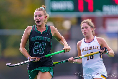 Dartmouth vs Merrimack Field Hockey