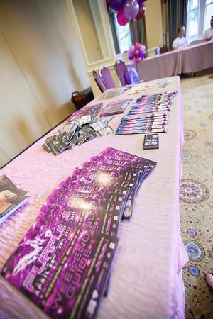 2013-04-26 Dallas - Purple Center @ Melrose Hotel