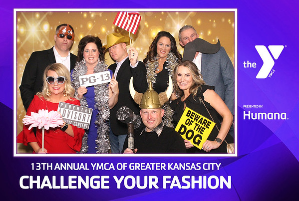 2020 KC YMCA Challenge Your Fashion