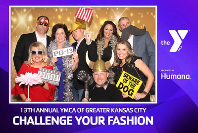 2020 KC YMCA Challenge Your Fashion