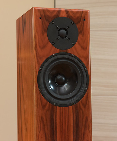 2018.06.18 Vienna Acoustics Bach Speakers