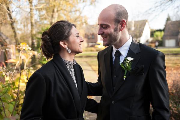 Luis e Giulia
