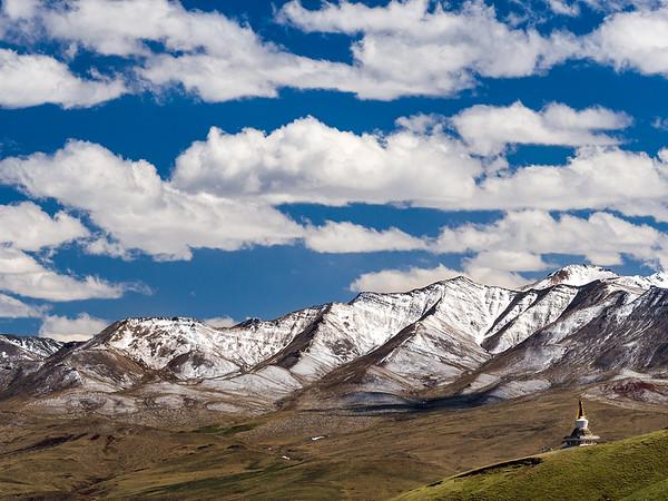 Qinghai Province: Landscapes