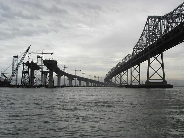 2006.05.19 - The San Francisco-Oakland Bay Bridge Seismic Safety Project Tour
