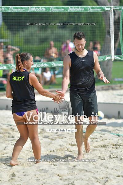 presso Zocco Beach PERUGIA , 25 agosto 2018 - Foto di Michele Benda per VolleyFoto [Riferimento file: 2018-08-25/ND5_8615]
