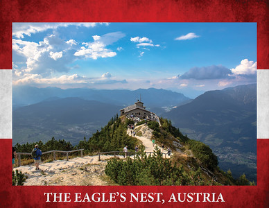 Day: 8 The Eagle's Nest