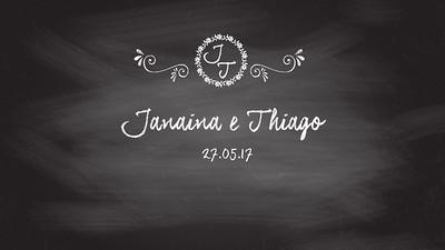 Janaina&Thiago 27.05.17
