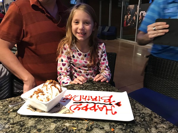 11 Sophie's Birthday Weekend
