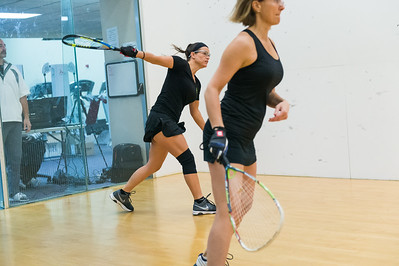 2015-10-18 Women's Singles Open Final Amie Brewer over T. J. Baumbaugh