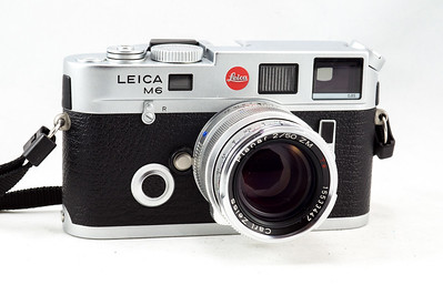Leica M6 TTL, 1998