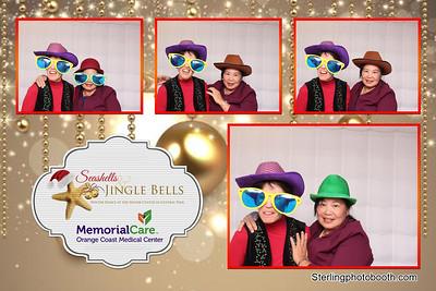 Seashells Jingle Bells Winter Dance