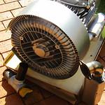 SKU: AG-VACUUM/RB, 380V 7.5kW Regenerative Blower Vacuum Pump