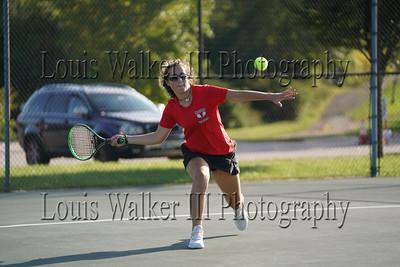 Tennis - High School Tiverton at Rogers 9/16/19