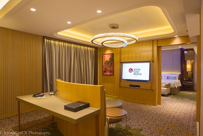 PARKROYAL on Beach Road (Executive Suite)