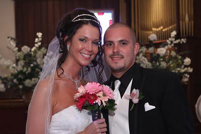 Michelle and Ian wedding