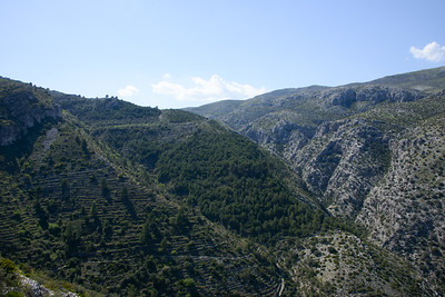 Caballo Verde 2000 Steps Panorama