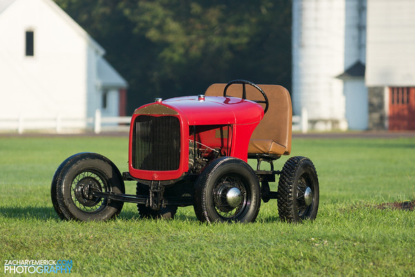 1929 Worthington Model A Tractor