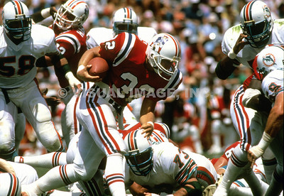 NFL - 1975 to 1991 Action Shots