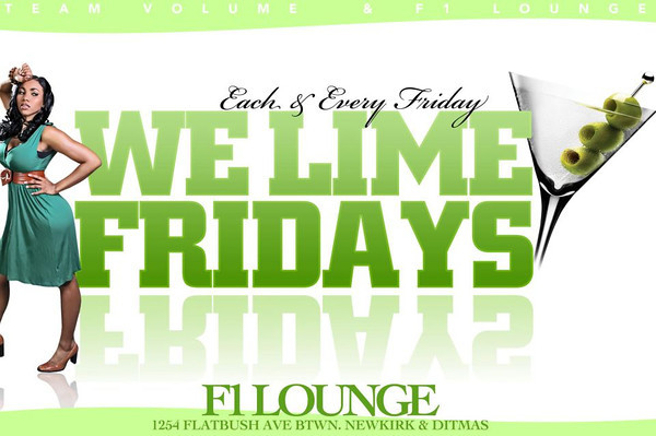 11/25/11 WE LIME FRIDAY'S