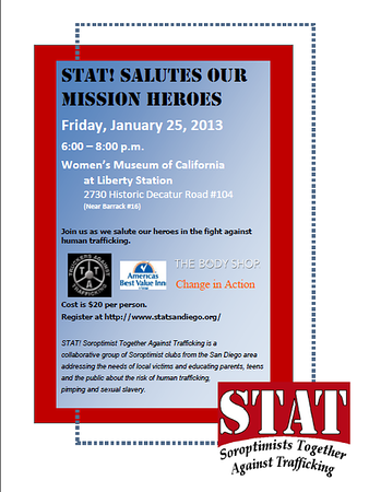 S.T.A.T. Event at Liberty Station