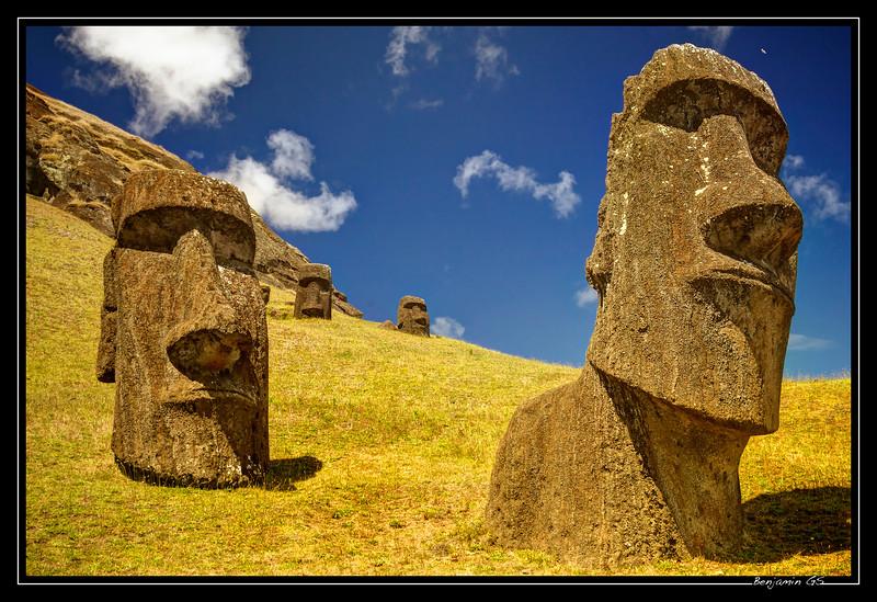 Easter Island freemen