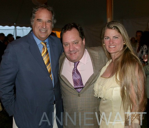 """Aug. 2, 2008 - Southampton Hospital 50th Annual Summer Party """"The Golden Gala"""""""