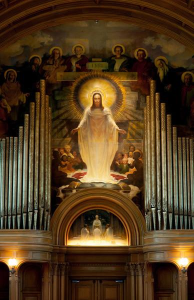 St. Patrick's Seminary, Menlo Park, CA