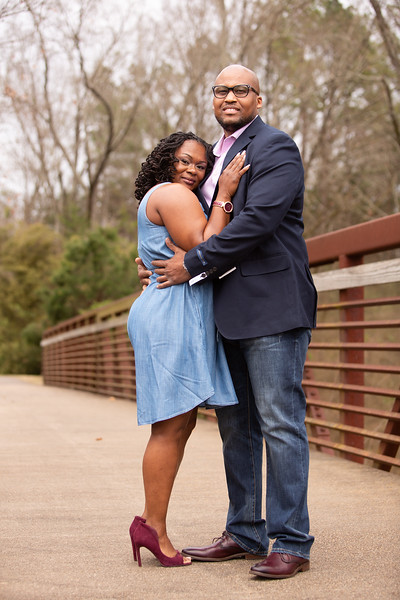Monica & Derrick