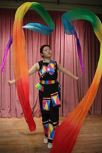 Anna Sung Folk Dancing