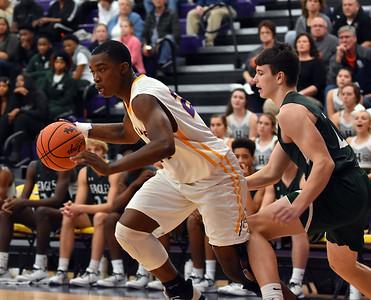 2020 Boys Basketball - BHS at WB