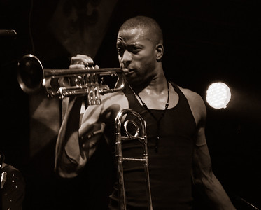 "Trombone Shorty and Orleans Avenue ""For True"" Realease Party - Tipitina's Uptown 9/12/11"
