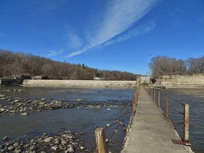 Rocky Ford Dam - February 2019