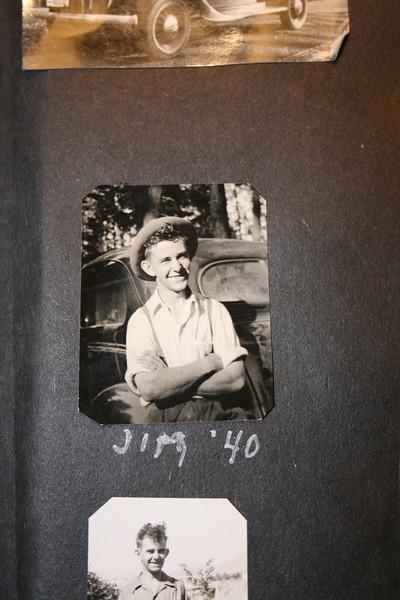 My favorite picture of Grandpa.