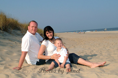 Leggett Family Beach Portraits