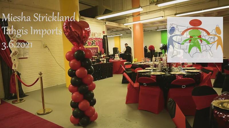 Miesha Birthday Fundraiser Video