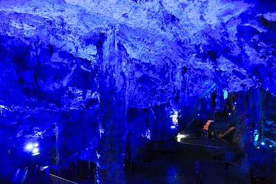 Gibraltar : St Michael's Cave