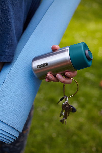 Insulated Travel Cup Black Blum