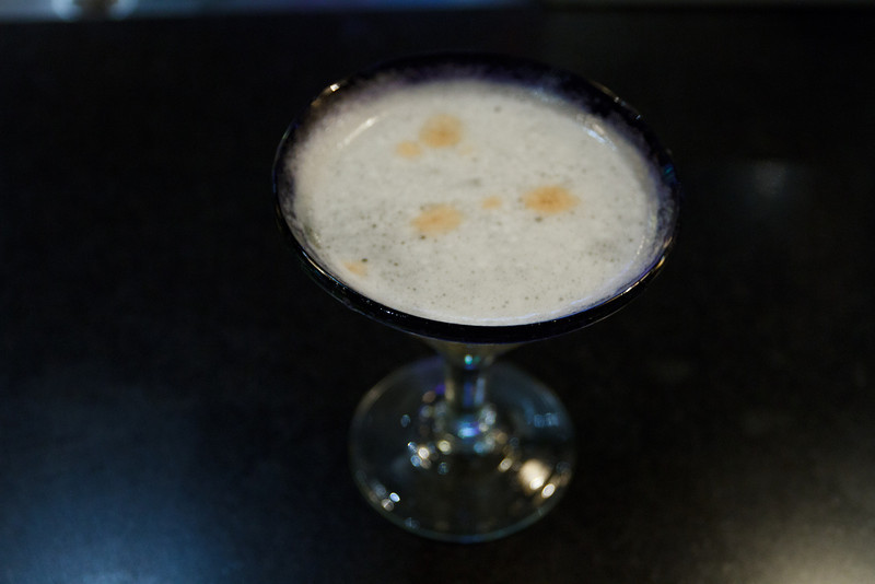 Pisco Sour at Felipe's