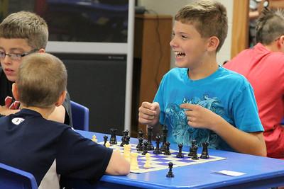 2012 HPL summer chess tournament
