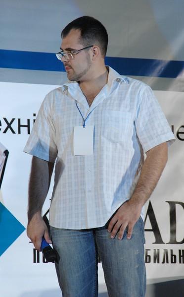 Gennady Veselkov