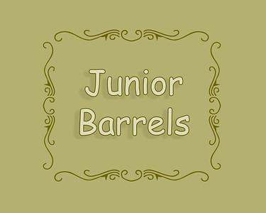 Elkwater Rodeo 2018 Barrel Racing Junior