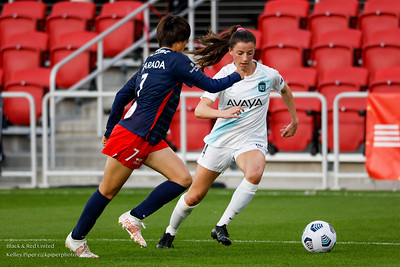 Washington Spirit v NJ/NY Gotham FC (27 April 2021)